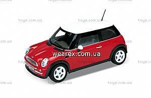 Инерционная машина Mini Cooper, 22075W