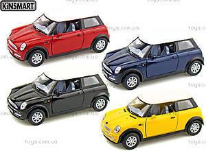 Инерционная машина Mini Cooper 5d, 5042 W