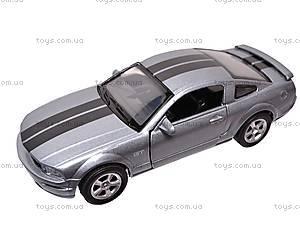 Инерционная машина Mustang GT2005, 51943, фото