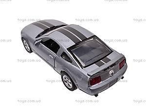 Инерционная машина Mustang GT2005, 51943, отзывы