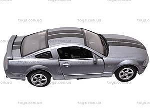 Инерционная машина Mustang GT2005, 51943, цена