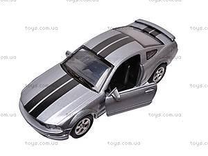Инерционная машина Mustang GT2005, 51943, детские игрушки
