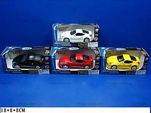 Инерционная машина Nissan 370Z, 6099