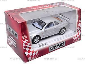 Инерционная машина Nissan Skyline GT-R R34, KT5051W