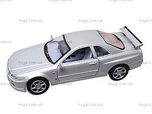 Инерционная машина Nissan Skyline GT-R R34, KT5051W, купить
