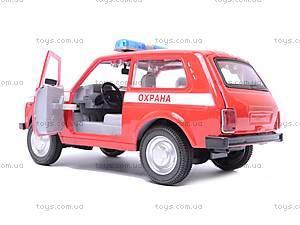 Инерционная машина Niva «Пожарная охрана», 9078C, купить