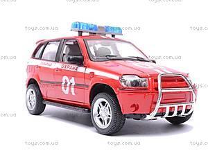Инерционная машина Нива «Пожарная охрана», 9079-E, купить