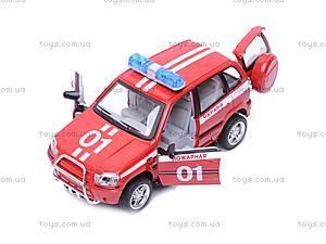 Инерционная машина Нива «Пожарная охрана», 9079-E, цена