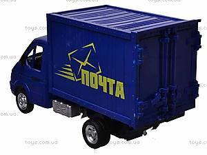 Инерционная машина «Почта», 9077-D, купить