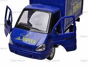 Инерционная машина «Почта», 9077-D, отзывы