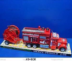 Инерционная машина «Пожарка», 98-23