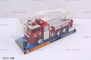 Инерционная машина «Пожарная», 689-101