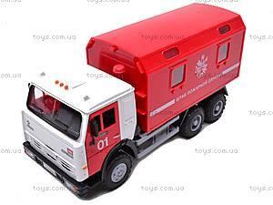Инерционная машина «Пожарная охрана», 9119B