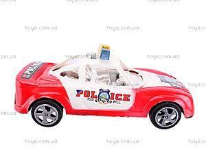 Инерционная машина «Полиция», 7307, купить