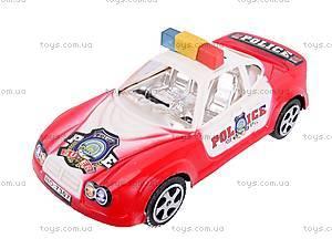 Инерционная машина «Полиция», 7307, фото