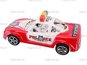 Инерционная машина «Полиция», 7307, игрушки