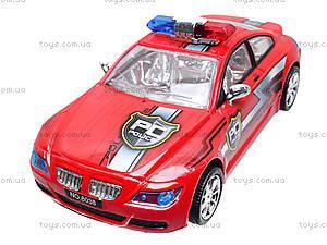 Инерционная машина «Полиция» для детей, 8038, toys