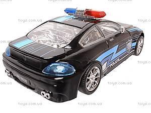 Инерционная машина «Полиция» для детей, 8038, купить