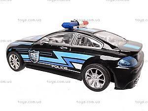 Инерционная машина «Полиция» для детей, 8038, отзывы