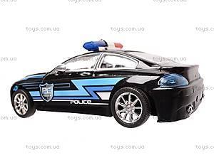 Инерционная машина «Полиция» для детей, 8038, цена
