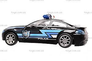 Инерционная машина «Полиция» для детей, 8038, детские игрушки