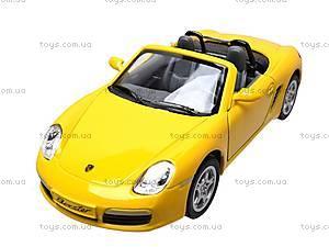 Инерционная машина Porsche Boxter S, KT5302W, купить