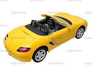 Инерционная машина Porsche Boxter S, KT5302W, фото