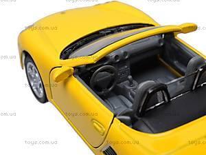 Инерционная машина Porsche Boxter S, KT5302W, отзывы