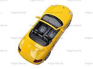 Инерционная машина Porsche Boxter S, KT5302W, цена