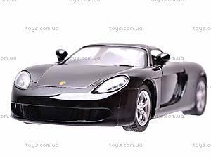 Инерционная машина Porsche Carrera GT, KT5081W, фото