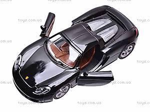 Инерционная машина Porsche Carrera GT, KT5081W, цена