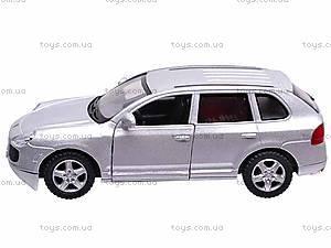 Инерционная машина Porsche Cayenne Turbo, KT5075W, купить