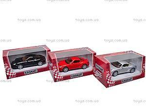 Инерционная машина Porsche Cayman S, KT5307W, магазин игрушек