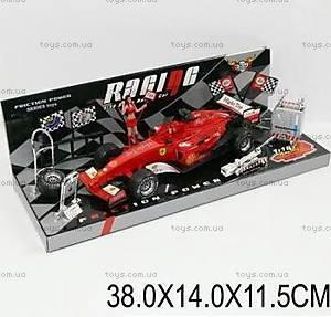 Инерционная машина Racing, пит-стоп, 339-46A