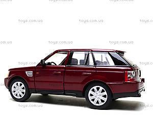 Инерционная машина Range Rover Sport , KT5312W, toys.com.ua