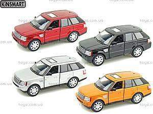 Инерционная машина Range Rover Sport , KT5312W