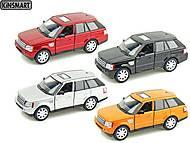Инерционная машина Range Rover Sport , KT5312W, купить