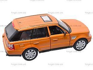 Инерционная машина Range Rover Sport , KT5312W, фото