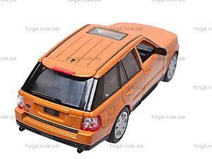 Инерционная машина Range Rover Sport , KT5312W, цена