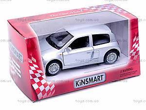 Инерционная машина Renault Clio Sport V6, KT5083W, купить