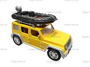 Инерционная машина, с лодкой, C5-948, купить