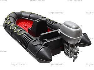 Инерционная машина, с лодкой, C5-948, игрушки