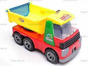 Инерционная машина «Самосвал», 20008, игрушки