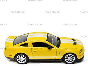 Инерционная машина Shelby GT500, KT5310W, toys.com.ua