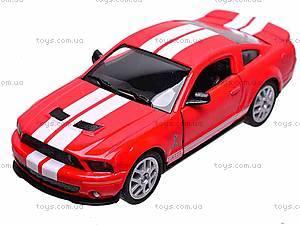 Инерционная машина Shelby GT500, KT5310W, цена