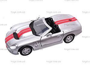 Инерционная машина Shelby Series, 52643, фото