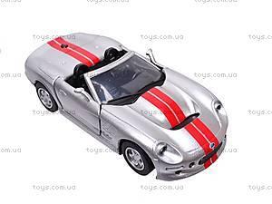 Инерционная машина Shelby Series, 52643