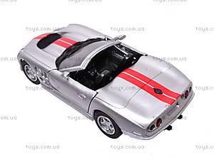 Инерционная машина Shelby Series, 52643, отзывы