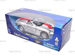 Инерционная машина Shelby Series, 52643, детские игрушки