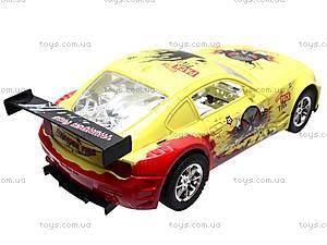 Инерционная машина «Street Racer», 801-2А, отзывы